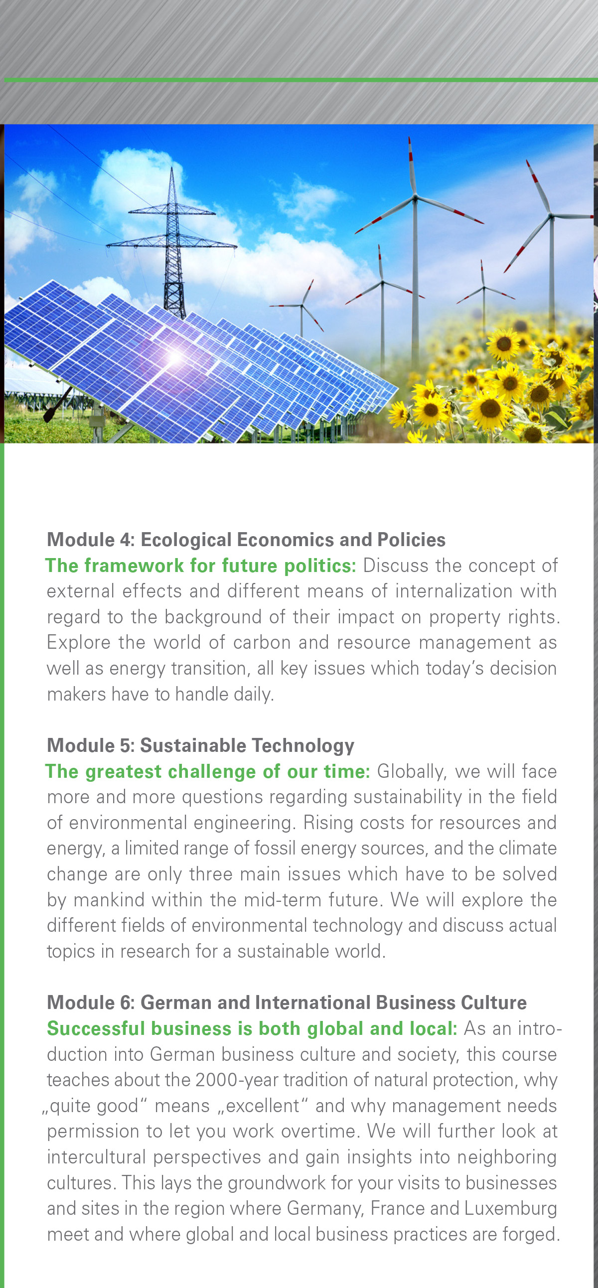 Principles of Sustainable Business